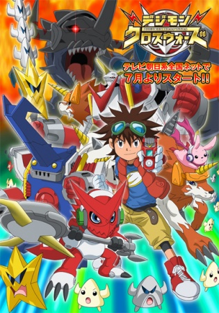 Poster of Digimon Fusion (Dub)