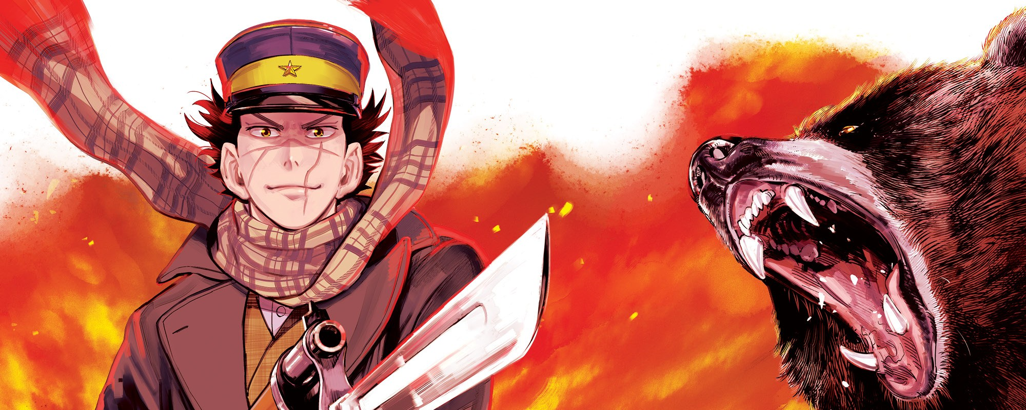Cover image of Golden Kamuy - OVA