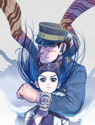 Poster of Golden Kamuy - OVA