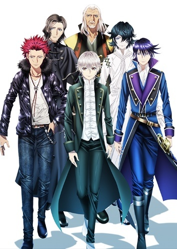 K-Project 7 Stories poster