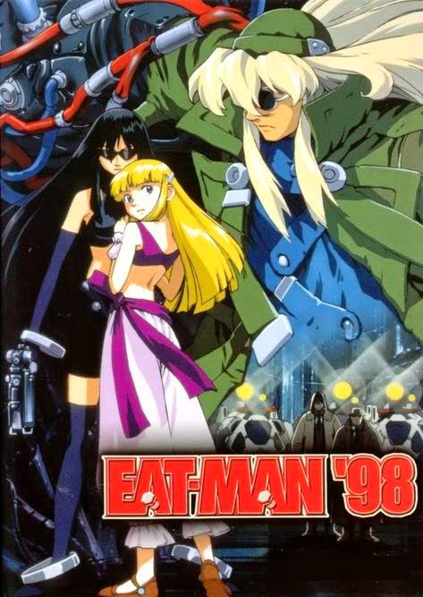 Eat-Man '98 (Dub) poster