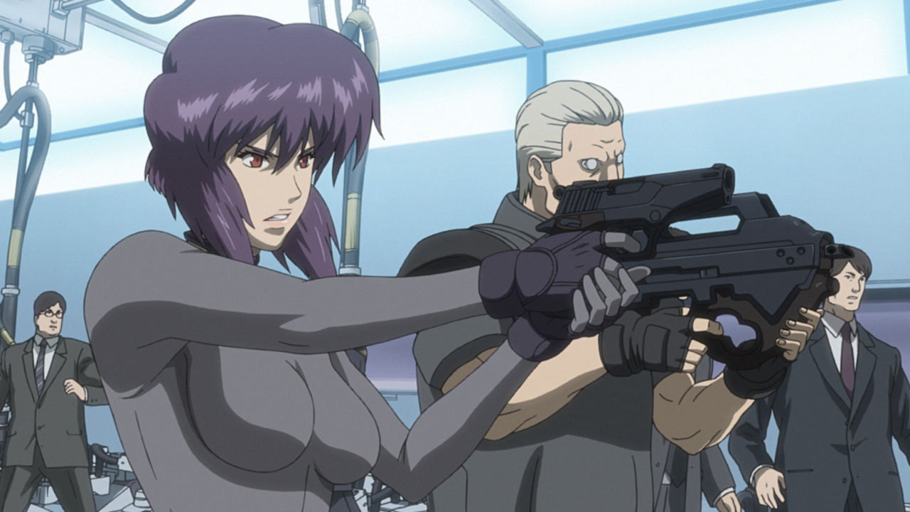 Cover image of Ghost in the Shell: S.A.C. 2nd GIG - Individual Eleven (Dub)
