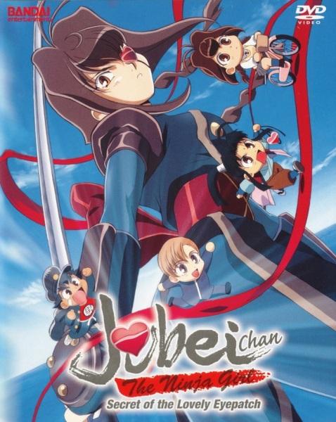 Juubee-chan: Lovely Gantai no Himitsu (Sub)