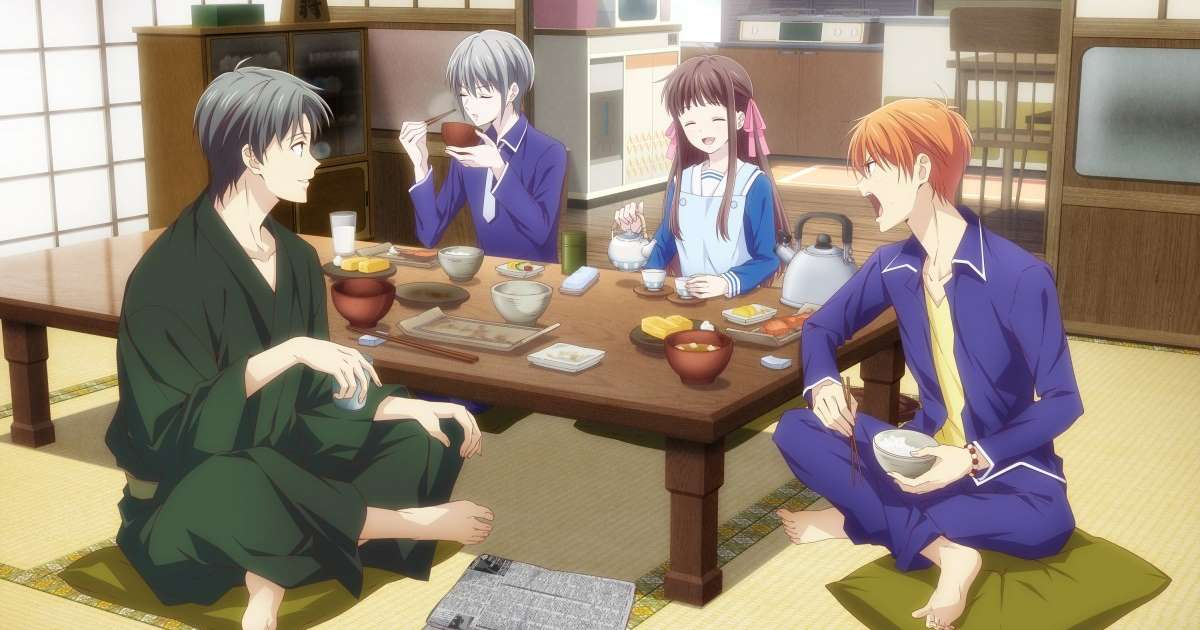 Cover image of Fruits Basket (2019)