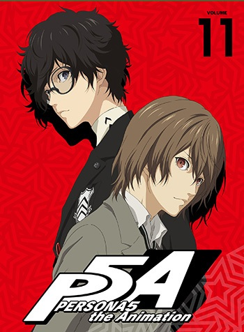 Poster of Persona 5 the Animation (2018)