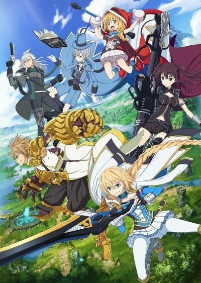 Hangyakusei Million Arthur 2nd Season (Sub)