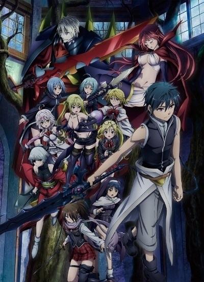 Trinity Seven Movie - Tenkuu Toshokan to Shinku no Maou