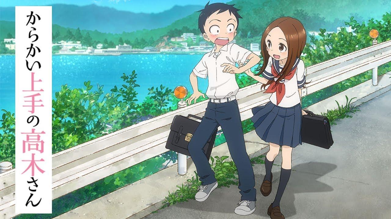 Cover image of Teasing Master Takagi-san Season 2
