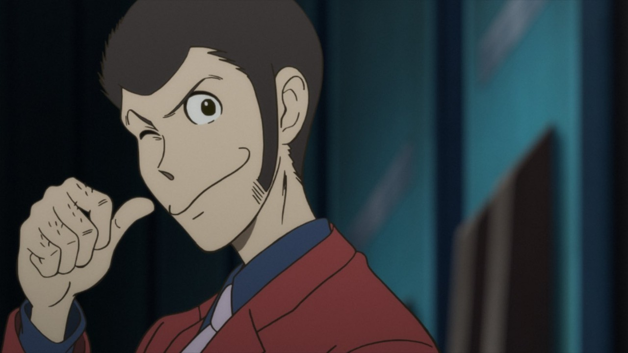 Cover image of Lupin Sansei (2019)