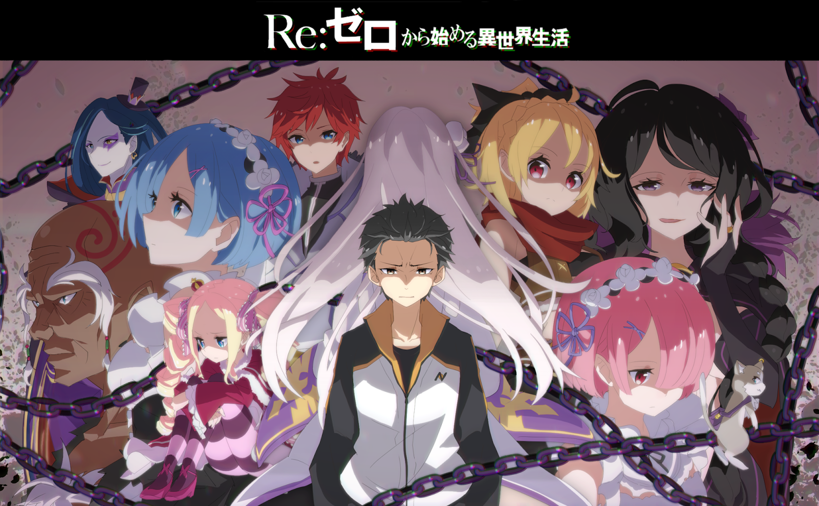Cover image of Re:ZERO -Starting Life in Another World- Season 2