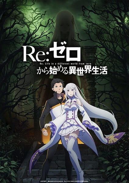 Re:Zero kara Hajimeru Isekai Seikatsu 2nd Season (Sub)