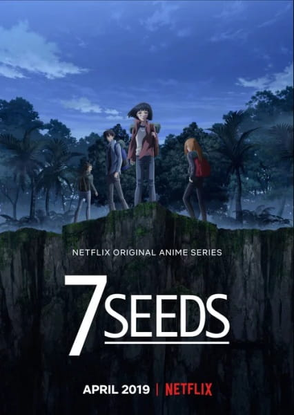 7 Seeds (Dub) poster