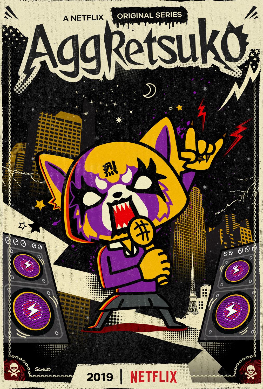 Aggretsuko: Season 2 (Dub) poster