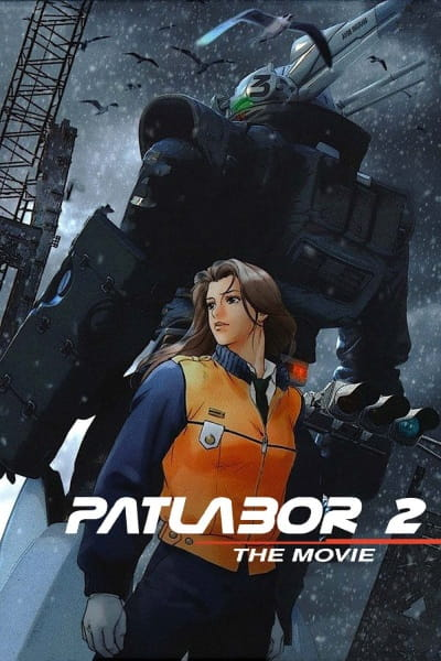 Kidou Keisatsu Patlabor 2 the Movie (Dub)