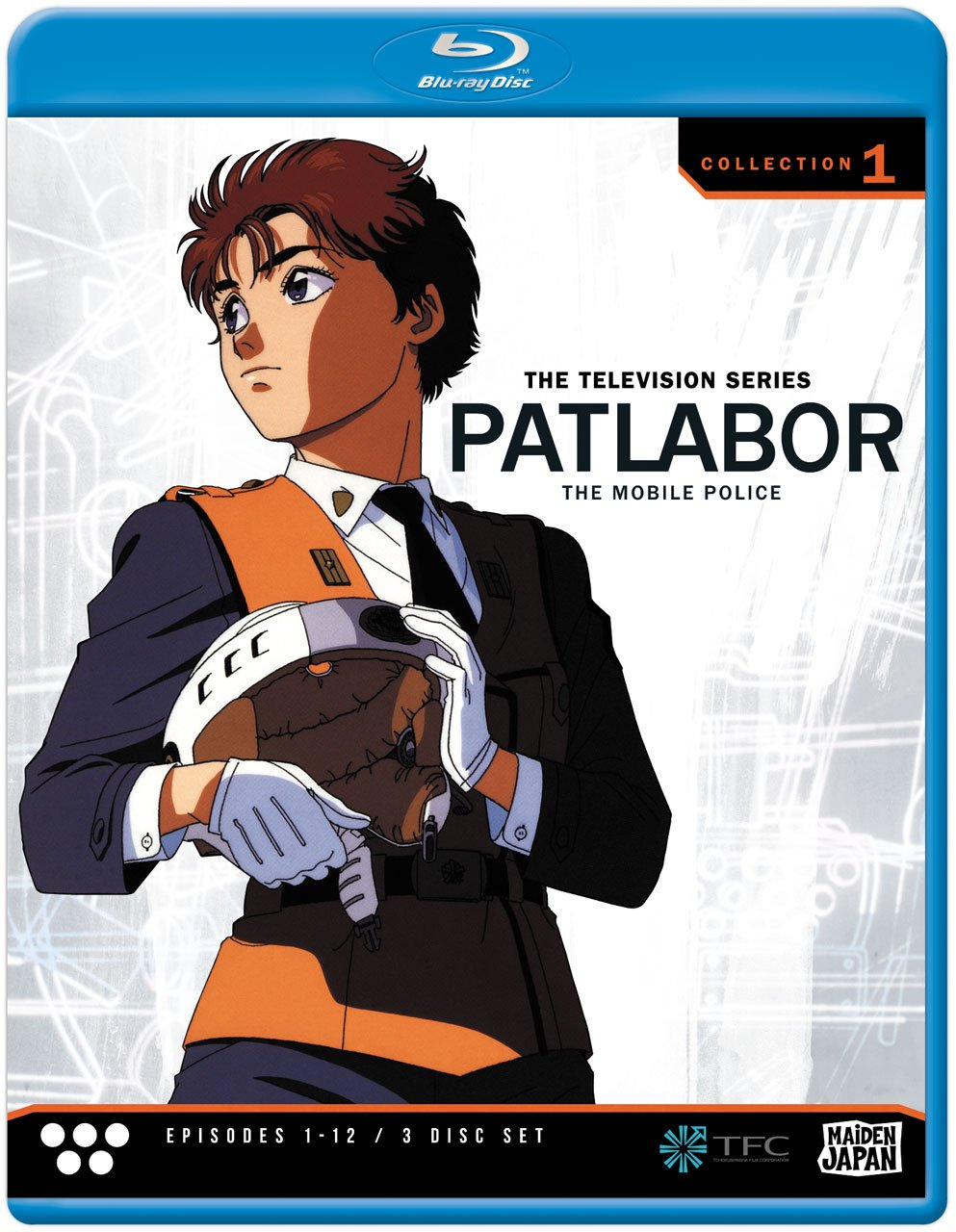 Kidou Keisatsu Patlabor: On Television (Sub)