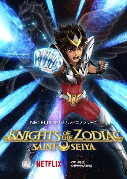 Poster of Knights of the Zodiac: Saint Seiya