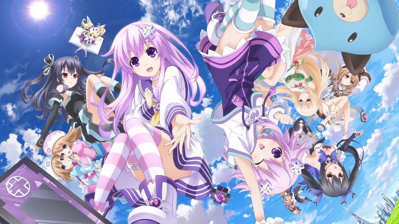 Cover image of Hyperdimension Neptunia - Nep's Summer Vacation - OVA