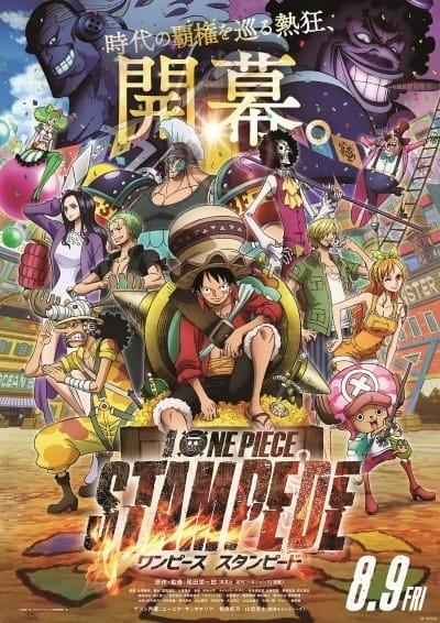 One Piece Movie 14: Stampede (Sub)