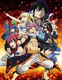 Fairy Tail Final Season poster