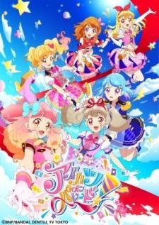 Aikatsu on Parade! poster