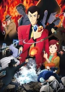 Lupin III: Chi no Kokuin - Eien no Mermaid (Dub)