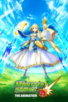 Monster Strike The Animation (Sub)