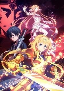 Poster of Sword Art Online: Alicization - War of Underworld