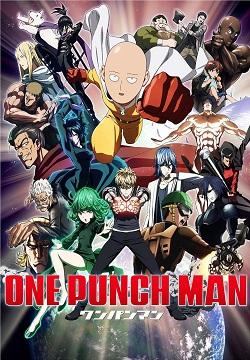 One-Punch Man Season 2 (Dub) poster