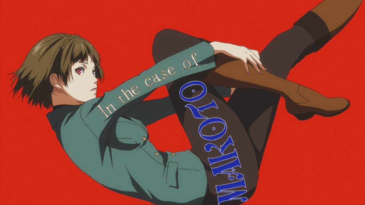Cover image of Persona 5 the Animation Specials - OVA