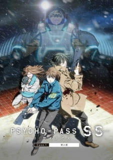 Psycho-Pass: Sinners of the System Case.1 - Tsumi to Bachi (Sub)