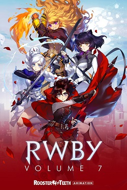 RWBY 7 poster