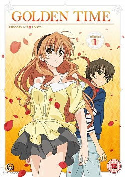Poster of Golden Time (Dub)