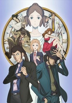 Poster of Lupin Sansei: Prison of the Past