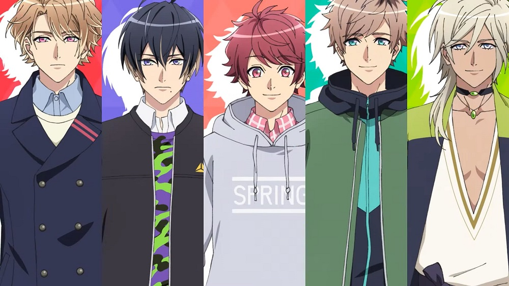 Cover image of Act! Addict! Actors! Season Spring & Summer (Dub)