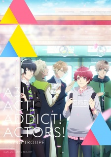 Act! Addict! Actors! Season Spring & Summer (Dub) poster