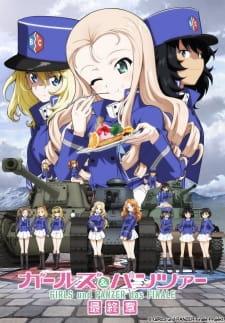 Poster of Girls und Panzer das Finale