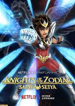 Poster of Knights of the Zodiac: Saint Seiya Part 2 (Dub)