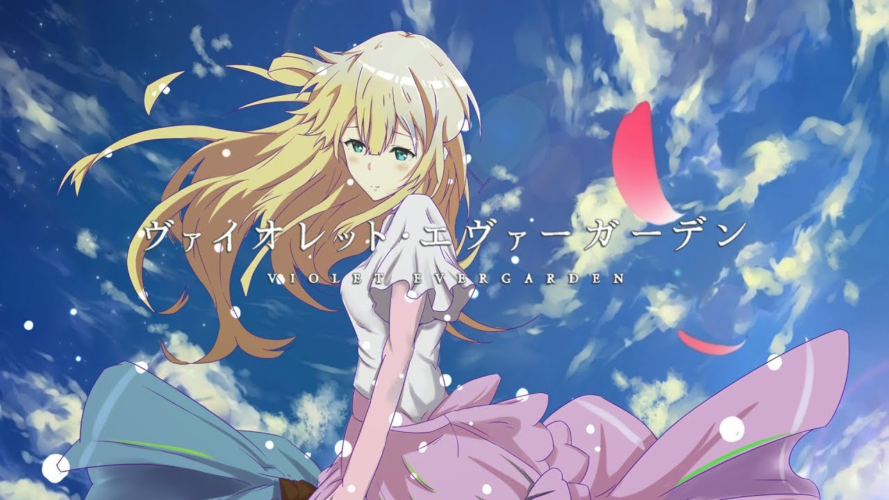 Cover image of Violet Evergarden The Movie