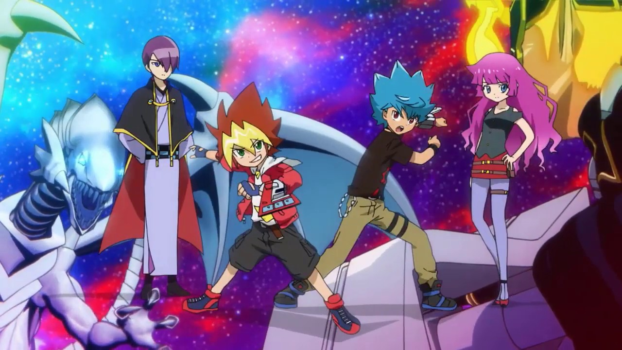 Cover image of Yu-Gi-Oh!: Sevens