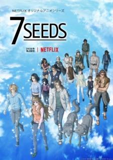 Seven Seeds 2nd Season (Dub) poster