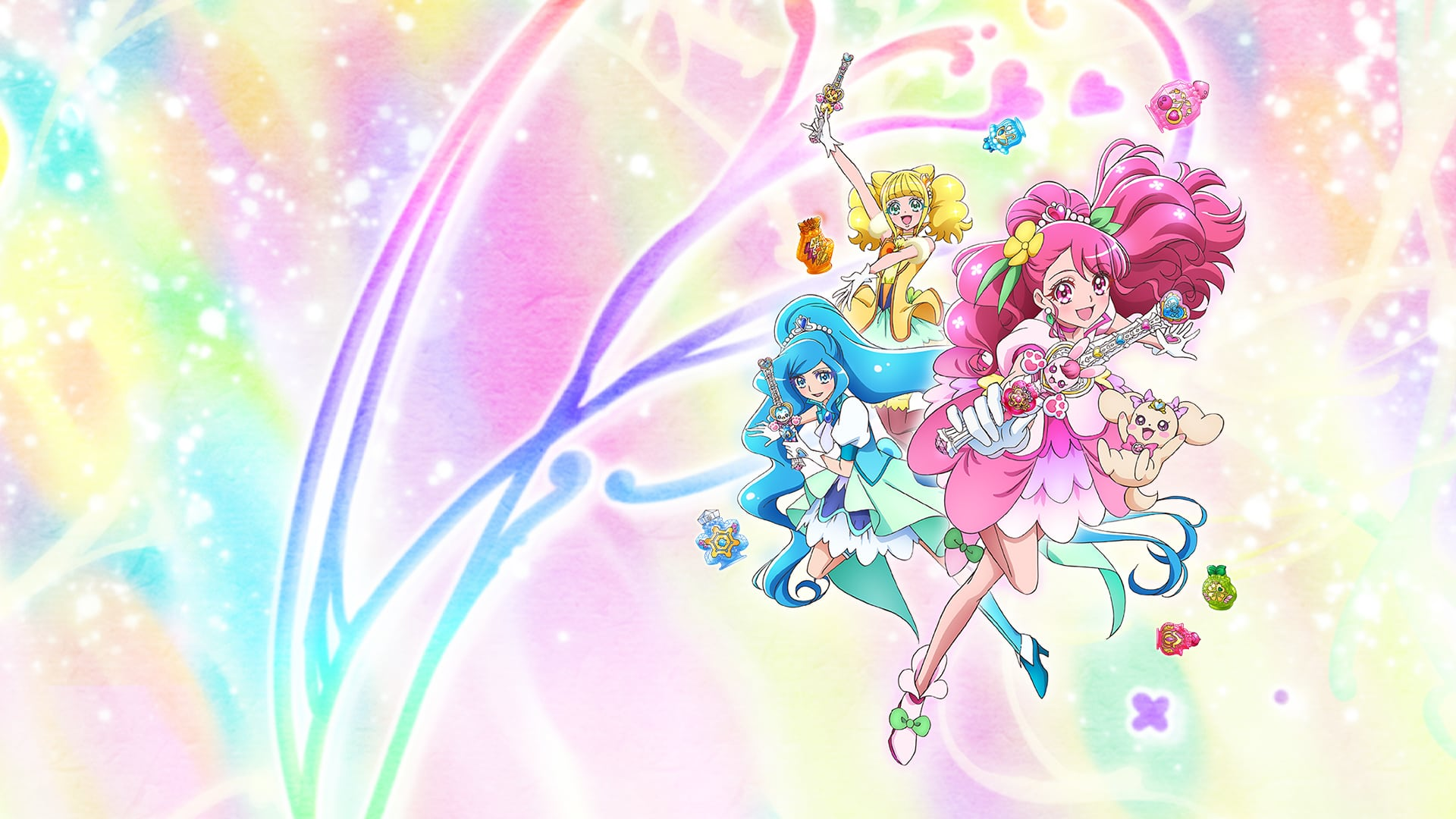 Cover image of Healin' Good Pretty Cure