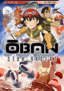 Oban Star Racers poster