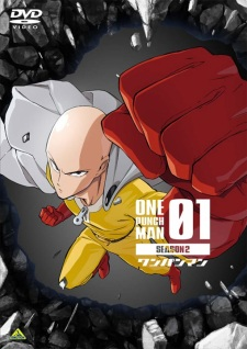 One Punch Man 2nd Season Specials poster