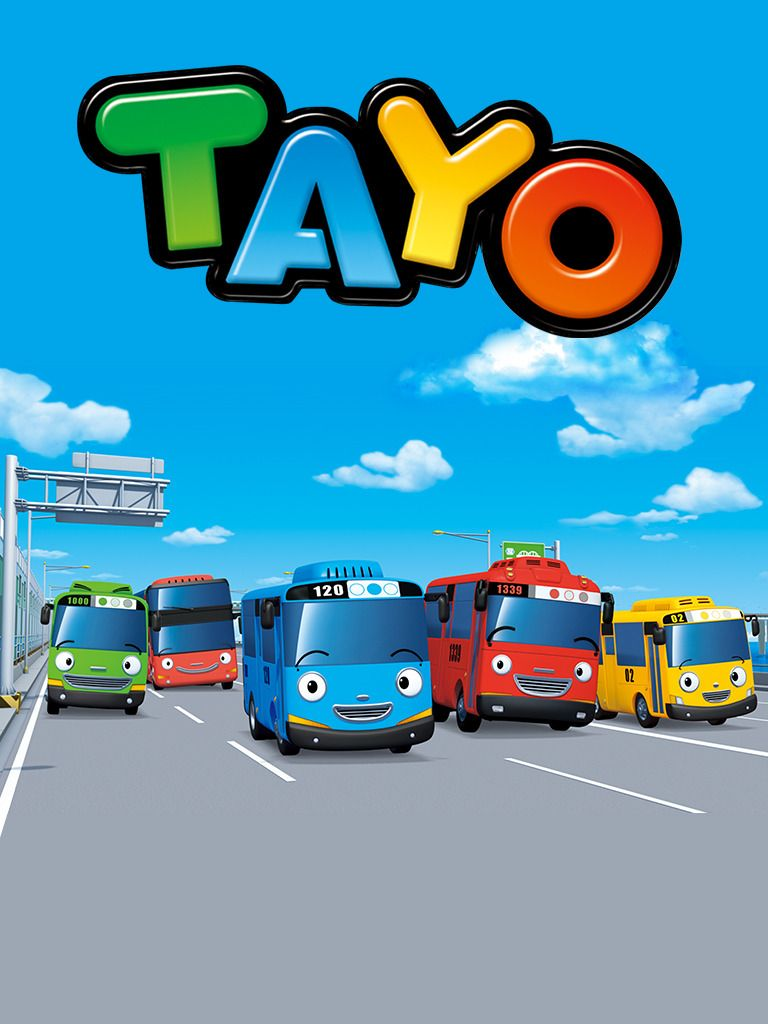 The Tayo Movie: Mission Ace (Dub)