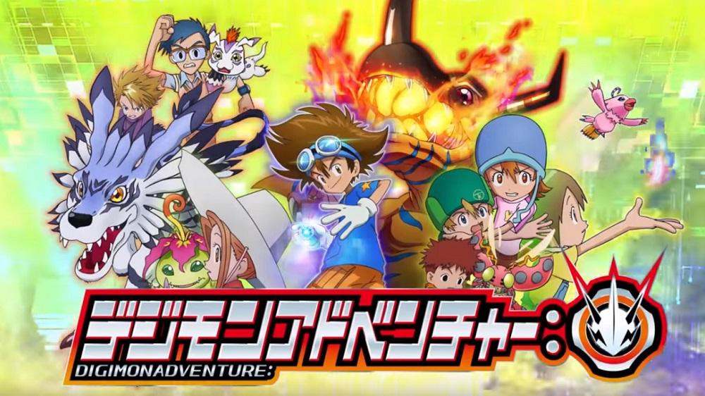 Cover image of Digimon Adventure (2020)