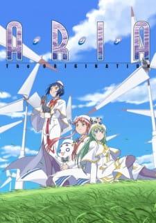 Poster of Aria Season 3 (Dub)
