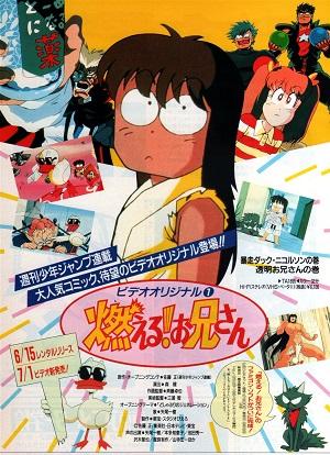 Poster of Moeru! Onii-san - OVA