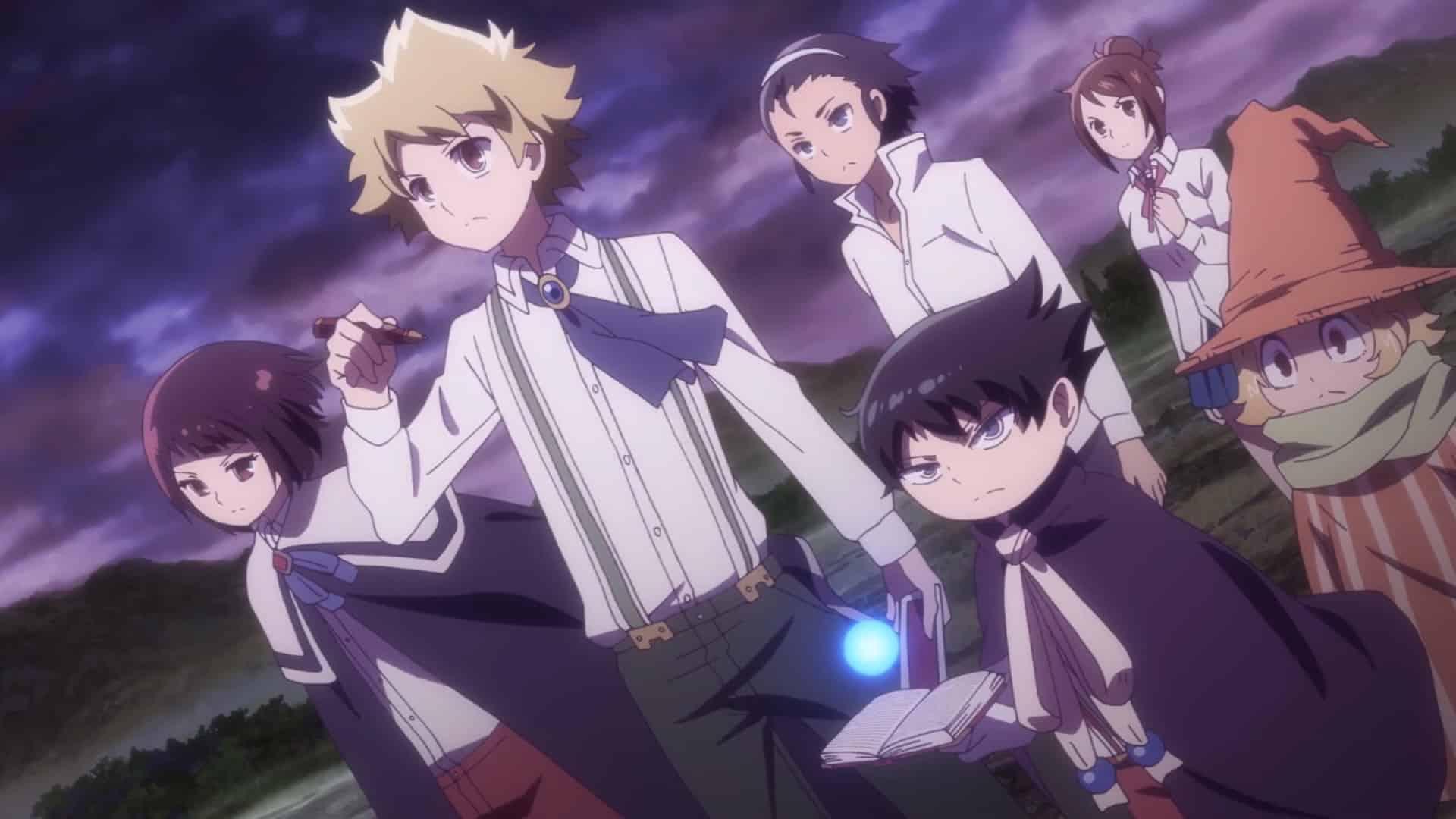 Cover image of Muhyo & Roji's Bureau of Supernatural Investigation Season 2