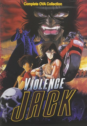 Violence Jack: Harlem Bomber-hen (Dub) poster