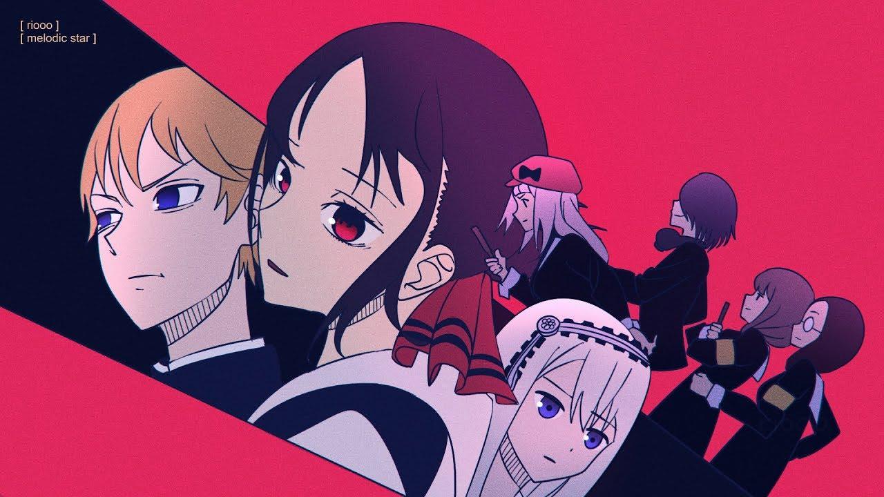 Cover image of Kaguya-sama: Love is War Season 2 (Dub)